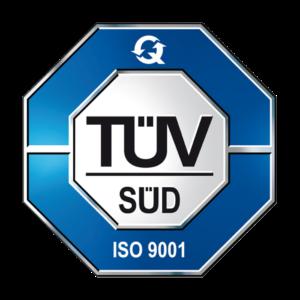 Stimba ISO 9001 TUV SUD