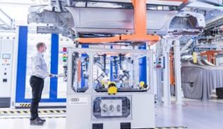 Kolaboratívni roboti v automobilovom priemysle