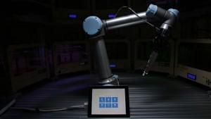 kolaboratívna robotika