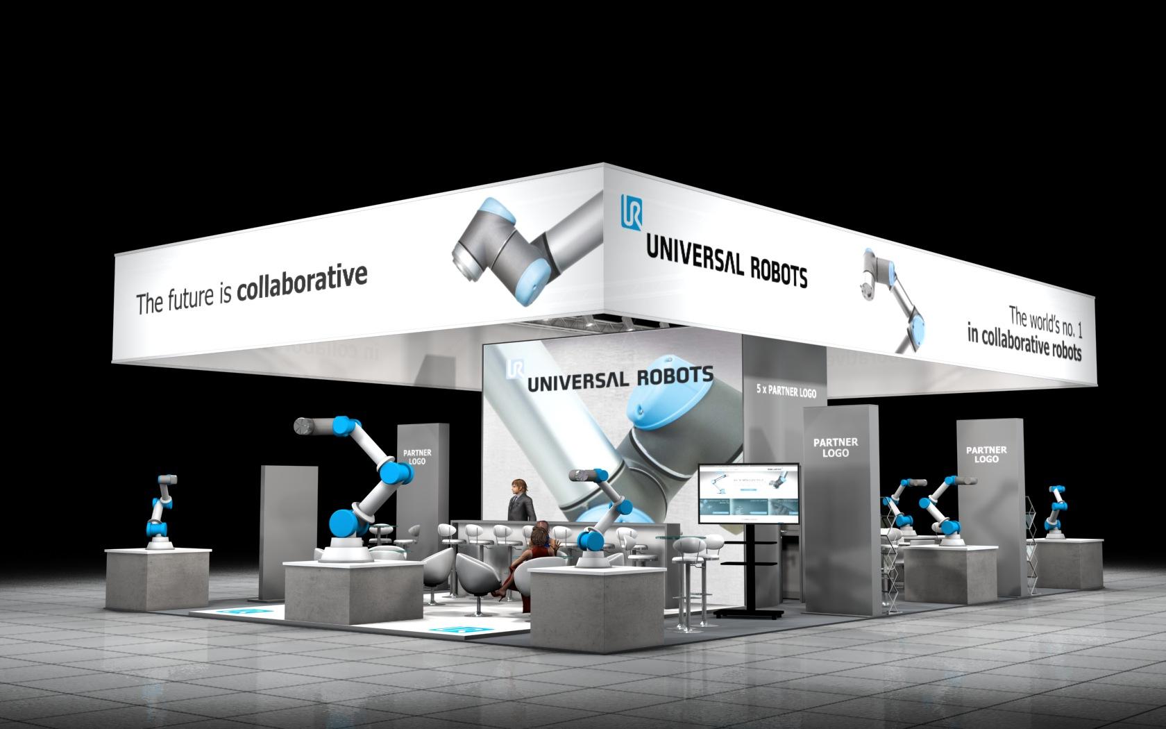 MSV Brno Universal Robots