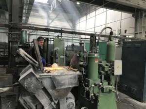 Výroba odliatkov aj v menších sériách
