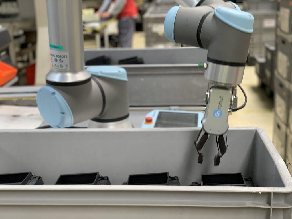 kolaboratívny gripper OnRobot RG2 (1. generácia)