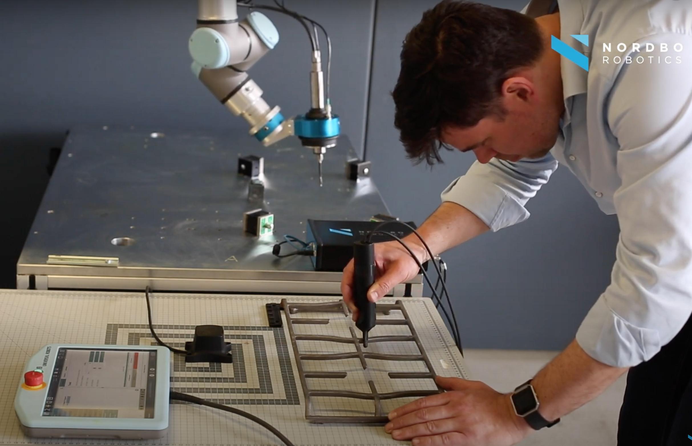 Nordbo Mimic - digitálne dvojča - robotické odihlovanie